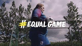 #EqualGame Iceland: Stand up against schizophrenia