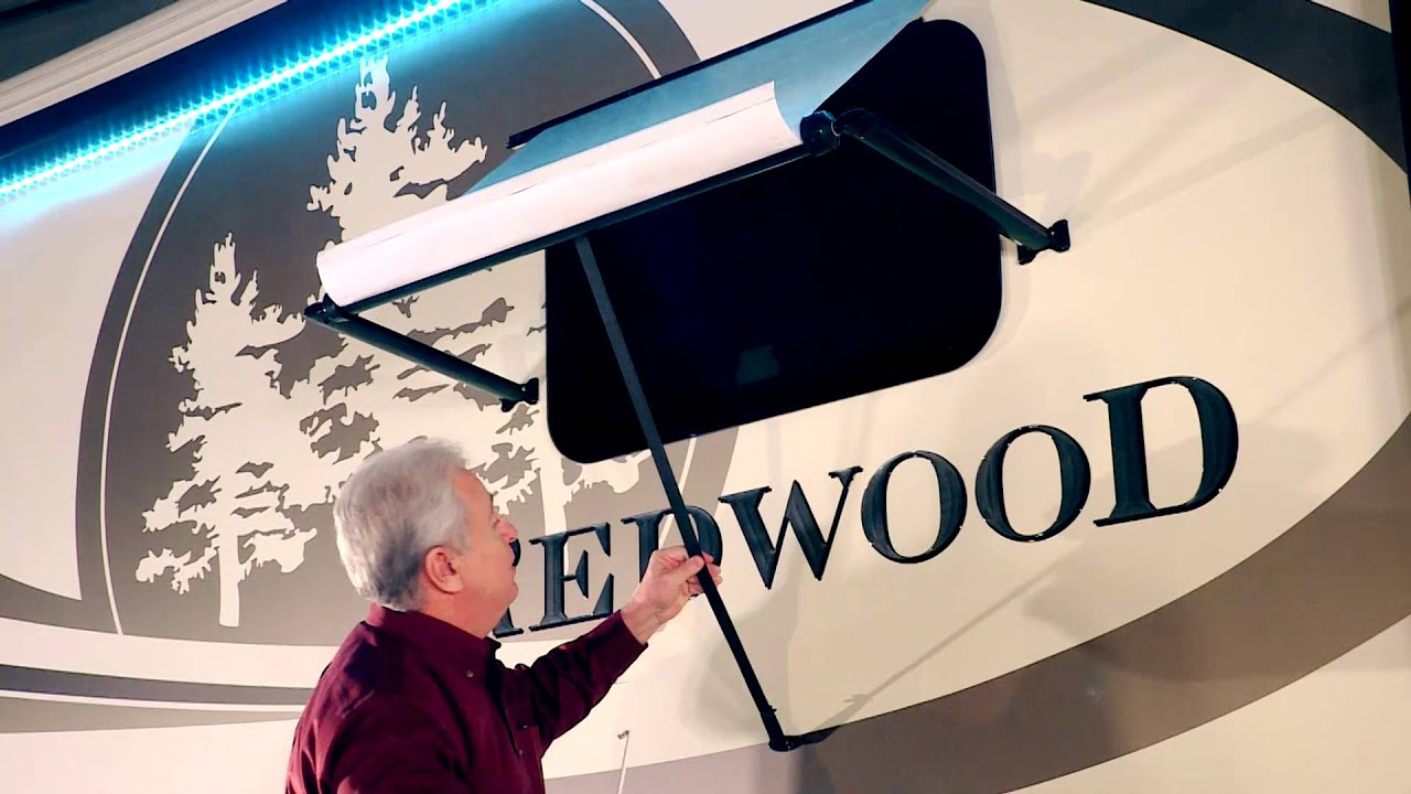 RV Doctor Presents The Solera Window Awning