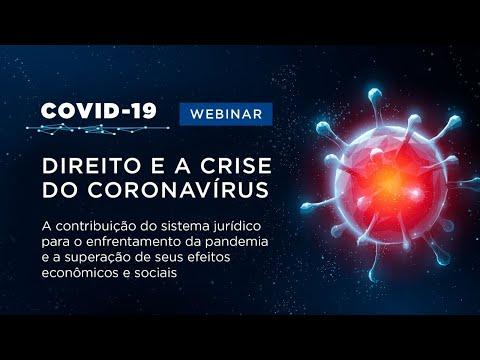 Webinar | Direito e a Crise do Coronavírus