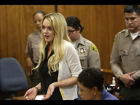 Lohan Court compilation