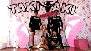DJ Snake - Taki Taki feat. Ozuna & Selena Gomez | Dance Choreography by Jojo Gomez |Gang dos Danados
