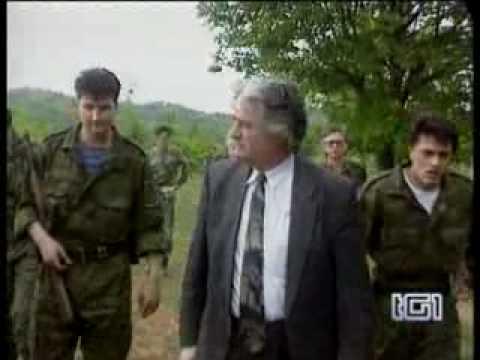 Arrestato Radovan Karadzic Arrested
