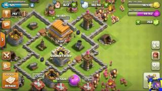 Clash of Clans: The Baby Dragon, found the dankest 420 loot