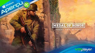 PC VR : Medal Of Honor: Above and Beyond [Gameplay Impression]