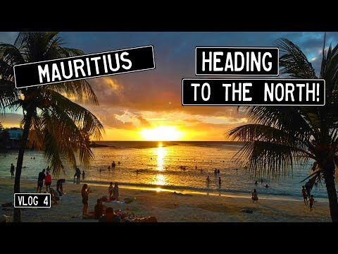 Mauritius round the island road trip