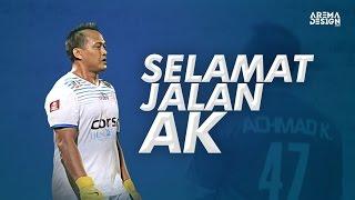 RIP AK47 - Selamat Jalan Achmad Kurniawan