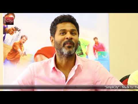Actor Prabhu Deva talks on his recent movie 'Gulaebaghavali' and upcoming projects