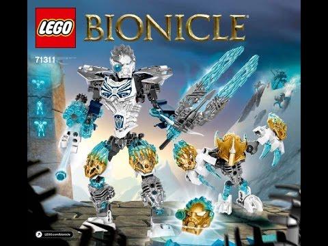 Lego Bionicle 2016 Инструкции - фото 3