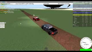 Roblox Storm Chasers Reborn 6 - 5/3/2019 - EF5 Wedge Tornado Destroys Four Cities! - Parte 1