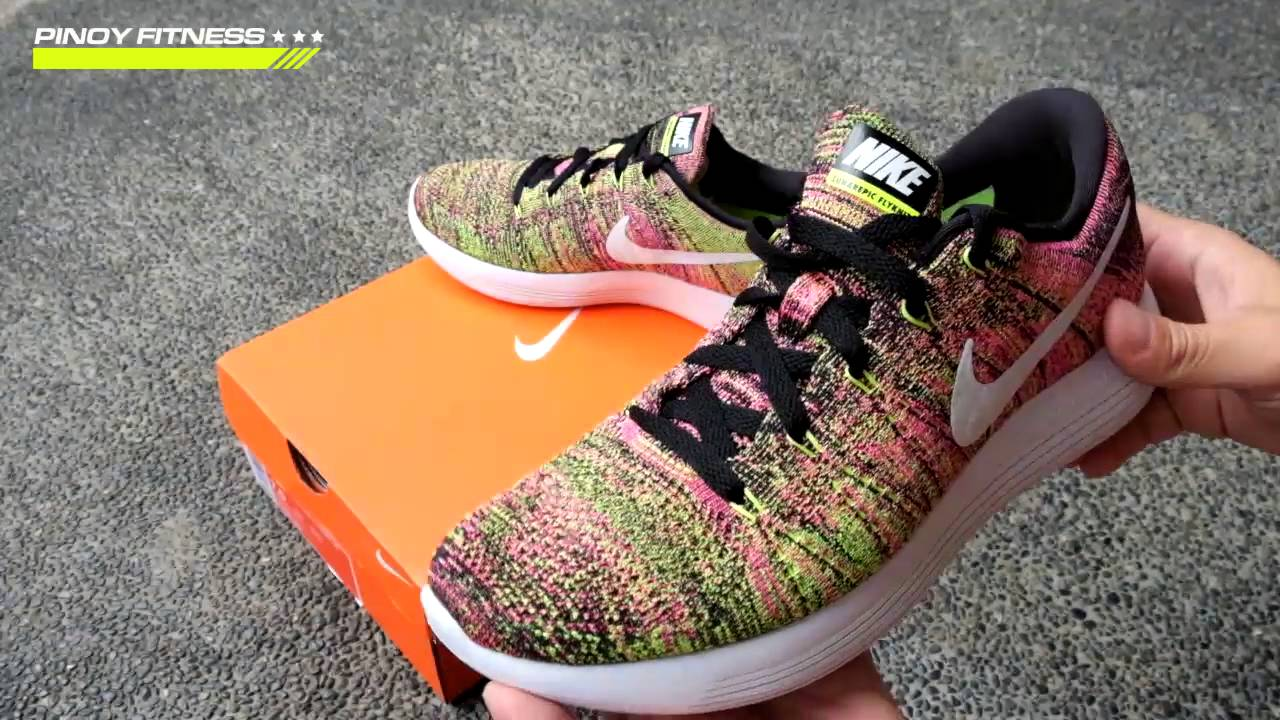 san francisco f1236 61e47 Nike LunarEpic Flyknit Low Unlimited Series - YouTube