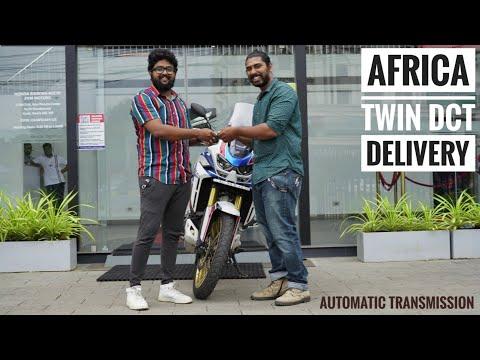 Honda Africa Twin DCT Delivery | 22 ലക്ഷത്തിന്റെ മൊതല് |Automatic Transmission|BigWing India