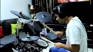Major Lazer  & DJ Snake - Lean On (Drum Cover) Parth Saini