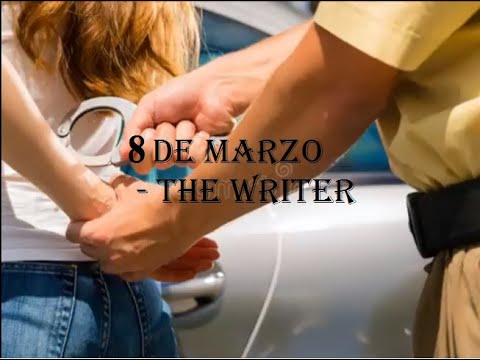 8 De Marzo - The Writer