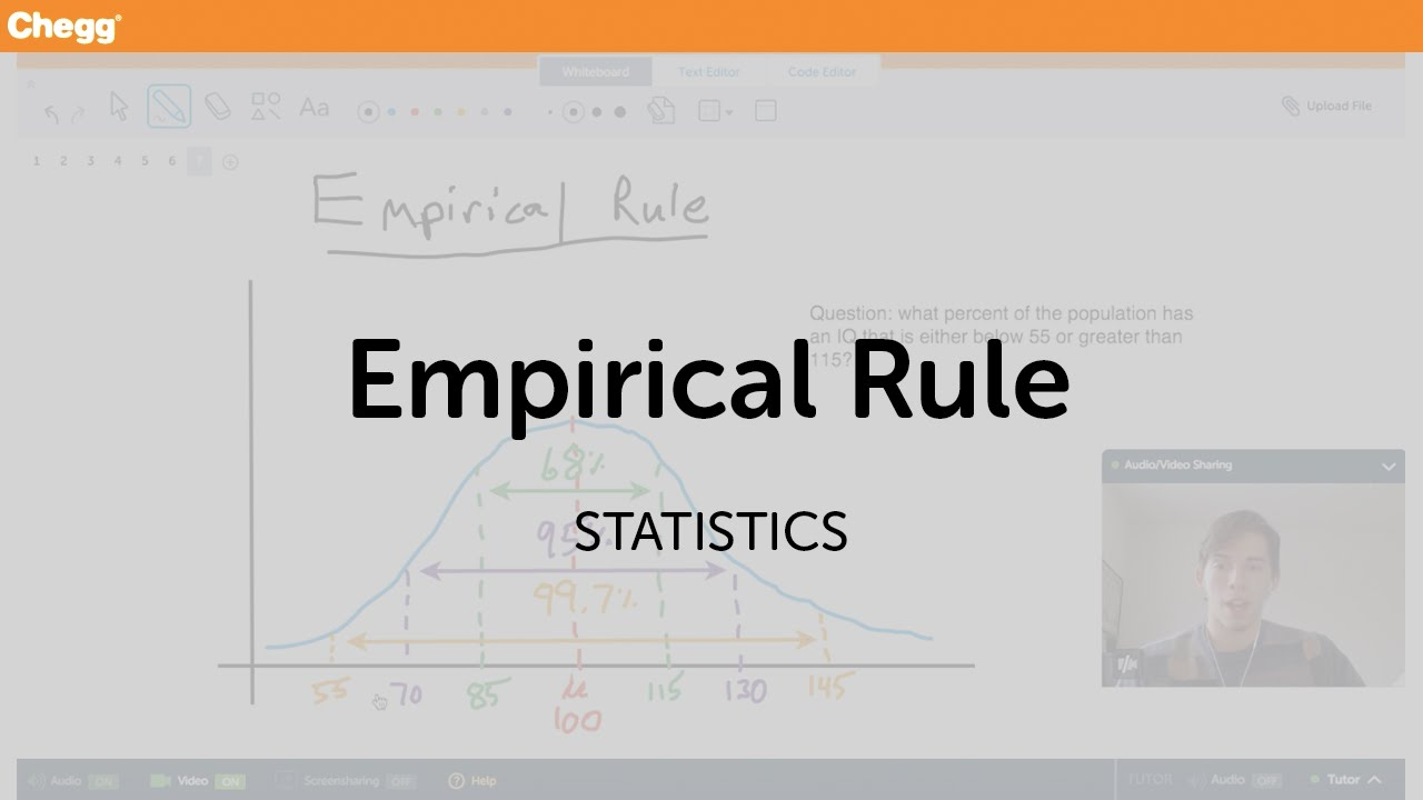 how to find the empirical rule