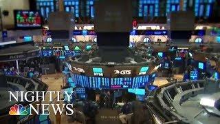 Wall Street Sets Records As Dow Jones Hits 23,000   NBC Nightly News