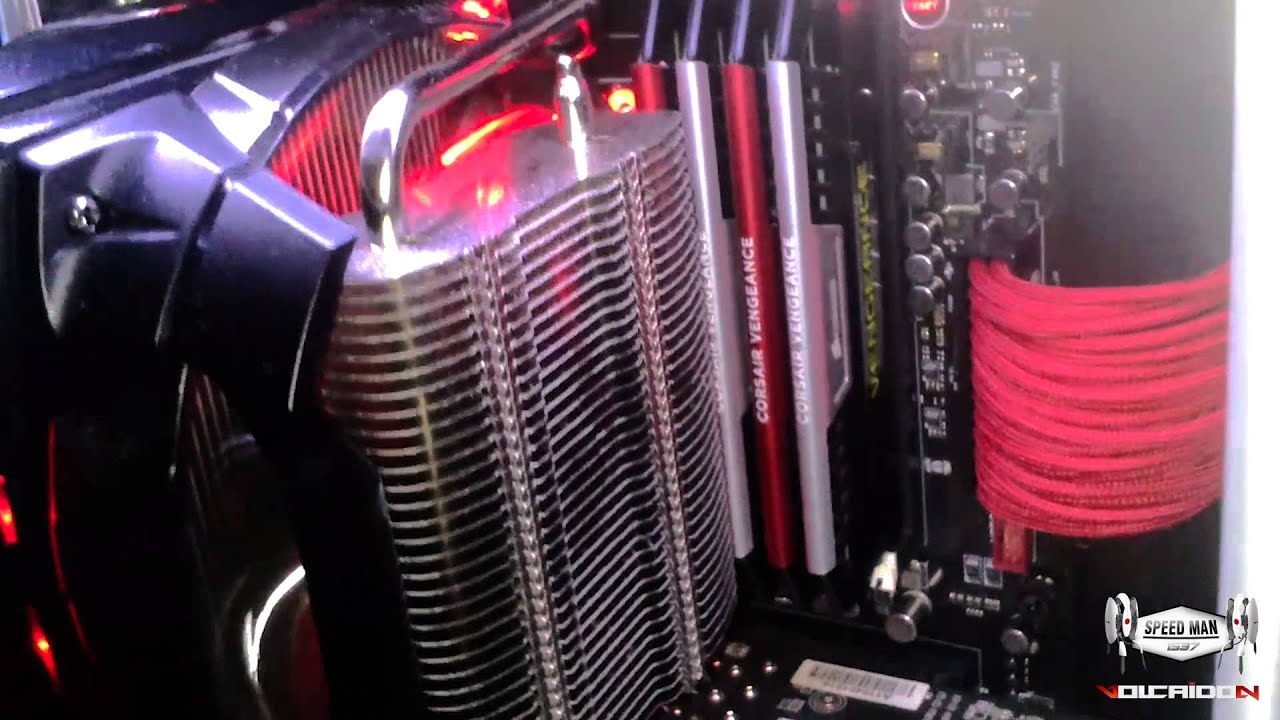 Asus rog front base i7 4770k maximus vi hero youtube for Ecran pc haut de gamme