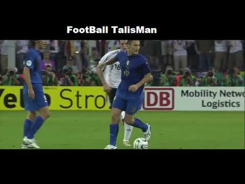 Francesco Totti vs Germany | Germany vs Italy - World Cup 2006