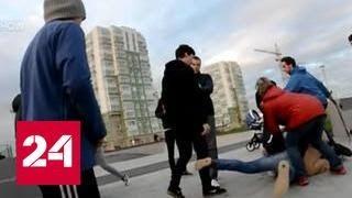 Как делят скейт-парки экстремалы и родители: доходит даже до драк