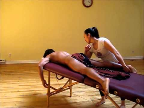 Tube nuru massage