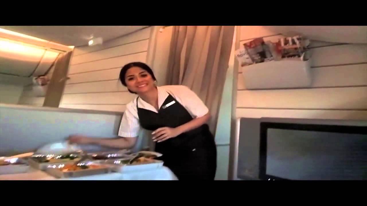 Royal Jordanian Boeing 787 Dreamliner Business Class Lh