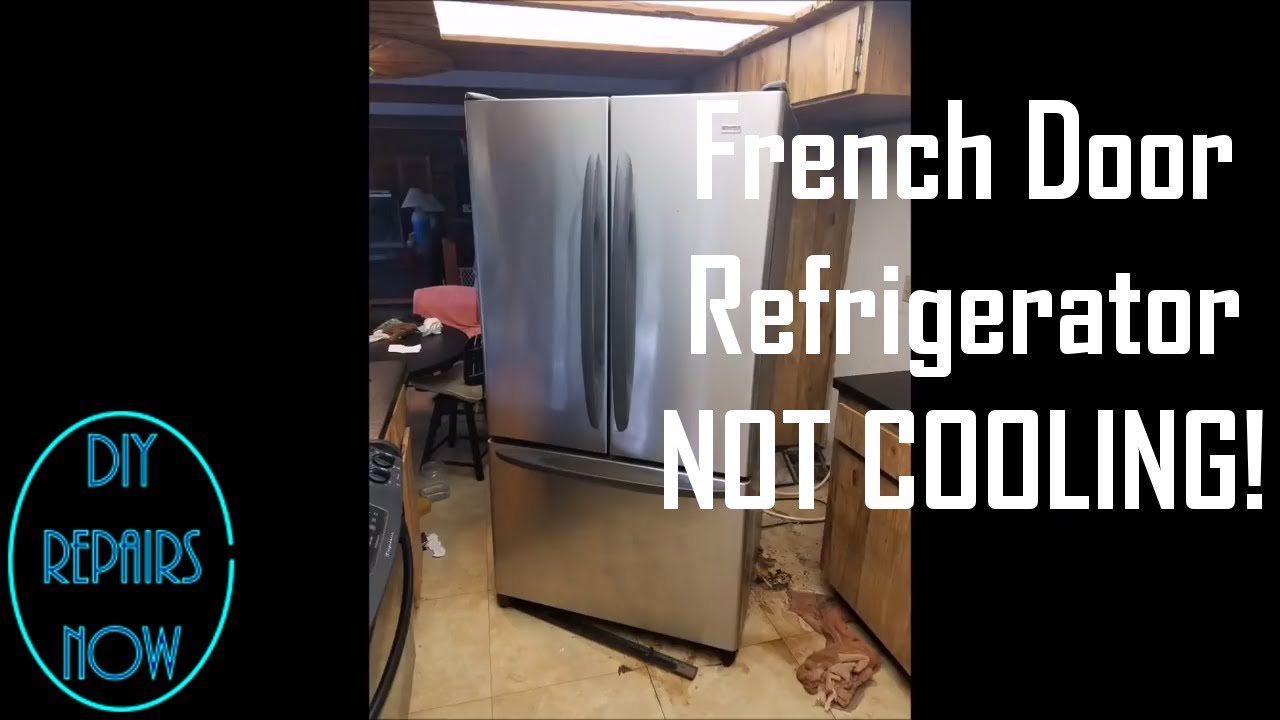 Kenmore Whirlpool Maytag French Door Refrigerator Not