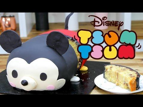 Disney TSUM TSUM Mickey Mouse Cake! - Cake Style