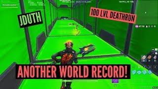 9:24 - JDuth 100 Level Deathrun - (Ex World Record)