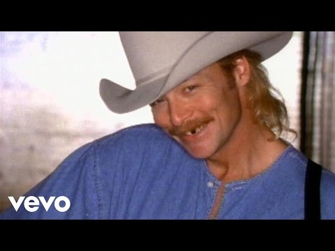 Alan Jackson - I Don't Even Know Your Name