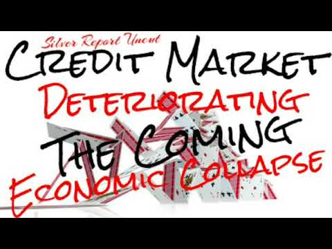 Credit Market Deteriorating! Interest Rates and The Coming Economic Collapse