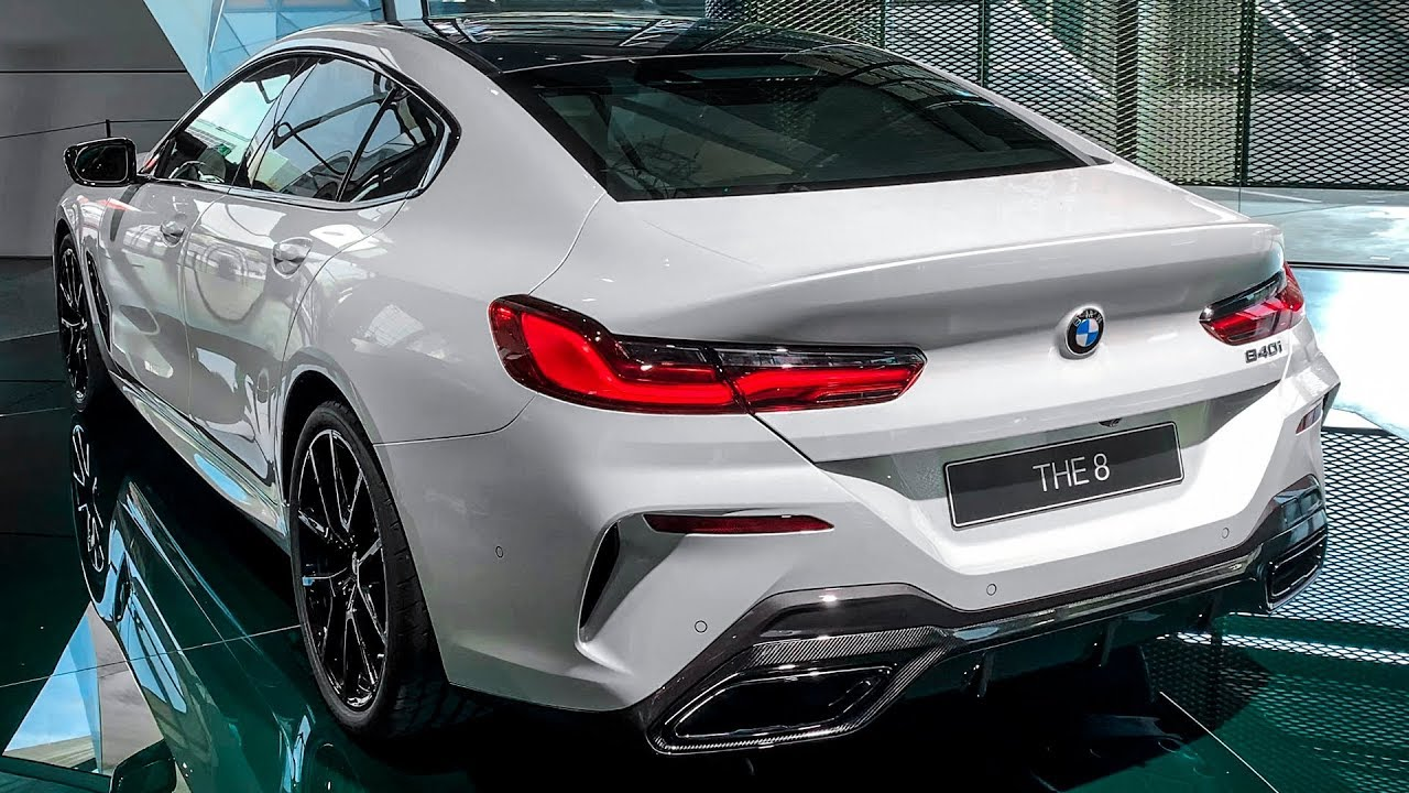 BMW 840i Gran Coupe (2020)