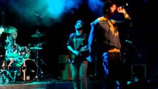 De Nieuwe Stempel - Dit Is  Een (Live @ Club 3voor12 in Poppodium Metropool, Hengelo 10-11-2012)