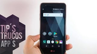 LG K4 Tips Trucos y App´s Android 2017 HD 📲📲