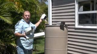 Rain Barrels Plus Multi-barrel Systems: Jimmie Whittaker Shows Us How!