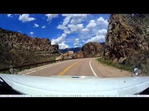 US 50 in Colorado