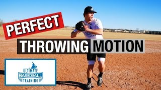 Develop The Perfect Throwing Motion: Baseball Throwing Tips