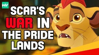 How Scar Began A War In The Pride Lands: Discovering Disney thumbnail