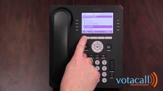 Votacall- Avaya IP Office 9508 Training Video