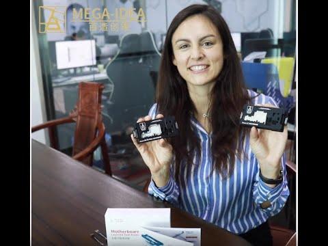 Unboxing Video Of MEGA-IDEA Motherboard Layered Test Frame