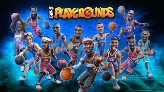 NBA Playgrounds 1st Impressions LIVE