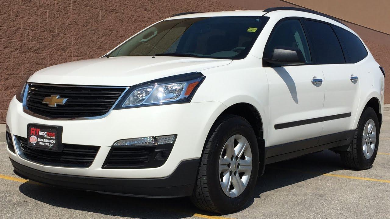 2014 Chevrolet Traverse LS AWD 8 Passenger Backup