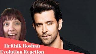Hrithik Roshan Evolution REACTION - Happy Birthday Hrithik!