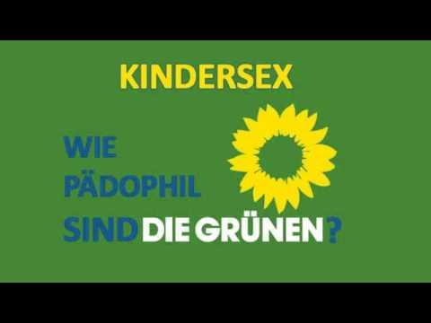 Die Grünen Pädophil