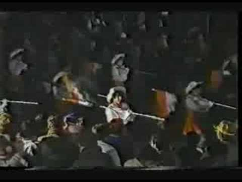 John Q. Adams Middle School Marching Band 1983