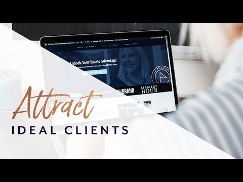 3 Steps to Attract Ideal Clients to Your Brand