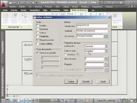 Escalar planos y plotear en AutoCAD 2011 - 2012, crear ...   Doovi