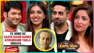 The Kapil Sharma Show | Bhumi Padnekar And Yami Gautam FUNNY FIGHT With Ayushmann Khurrana