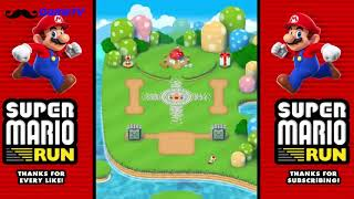 Super Mario Run   Gameplay Walkthrough Part 1   World 1, Toad Rally, and Kingdom Builder! iOS