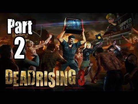 ► Dead Rising 3 | #2 | Rozvážka kryplkárou  | CZ Lets Play / Gameplay [1080p] [PC]