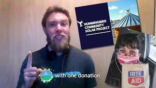 Together We're Powerful COVID Fundraising Campaign 2020