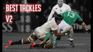 Best Rugby Tackles Ever #2!